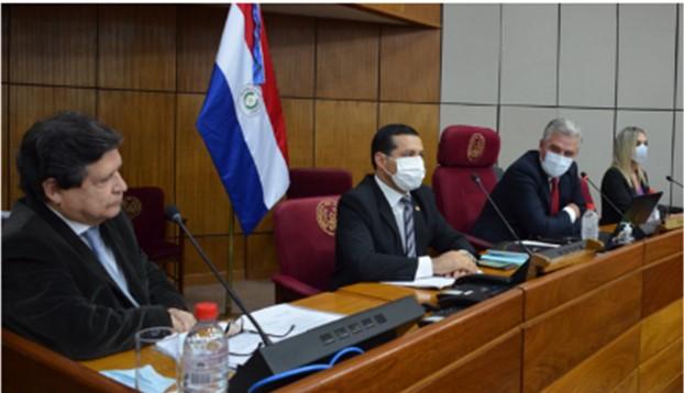 Legisladores avanzan con miras a la revisión del Anexo C de Itaipú