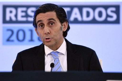 Telefónica eyes US$2.2bn sales boost from strategic overhaul