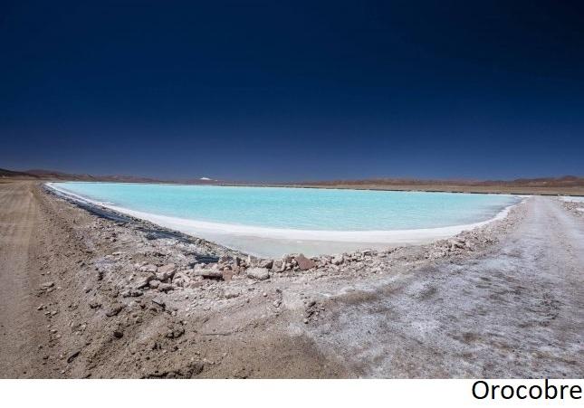 Orocobre updates Argentine projects Olaroz and Sal de Vida