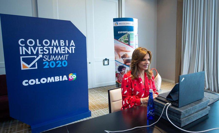 Colombia Investment Summit inicia con anuncios de inversión extranjera por US$1.300 millones