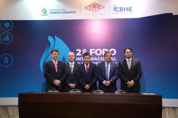 Ambar Energía y Camacari buscan incluir a YPFB como socia en sus proyectos termoeléctricos