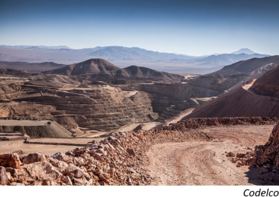 Codelco close to proposal to settle Salvador mine lawsuit