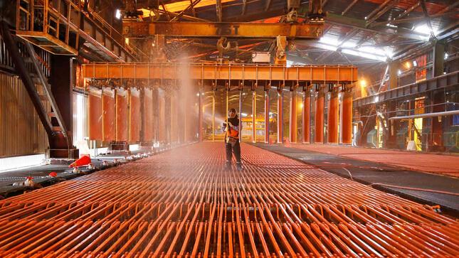 Southern Copper planea realizar mejoras por US$76mn en complejo Ilo