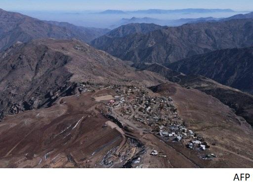 Sequía no da tregua a Chile