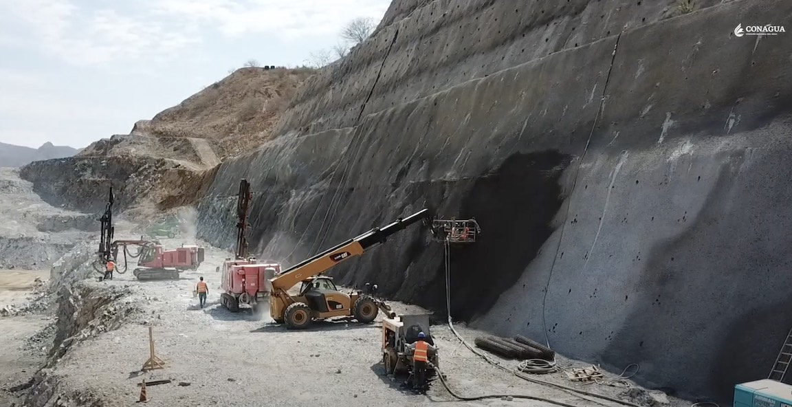 Panorama de proyectos en México: presa Santa María, Tren Maya, tren Ciudad de México-Toluca