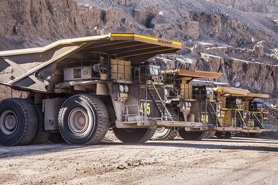 Regalías mineras generan candente debate en Chile