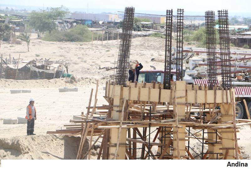 Cartera diversificada impulsará sector construcción en Perú durante 2020