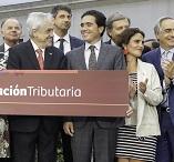 Piñera promulga ley de modernización tributaria