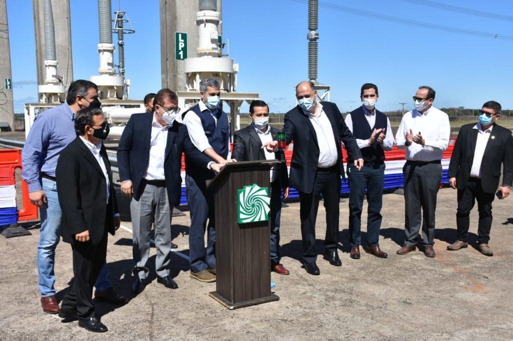 Paraguay culmina infraestructura para retirar energía de Yacyretá y abre paso a la industrialización del país