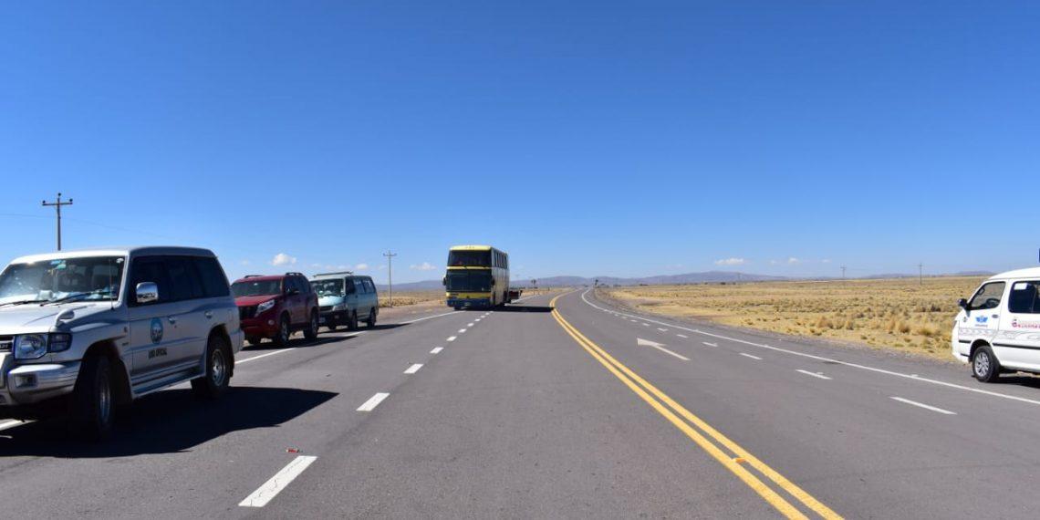 Bolivia reactiva obras viales por casi US$270mn en 8 meses