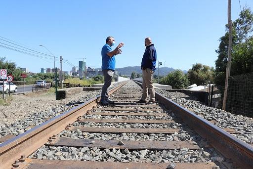 Municipio chileno se apresta a reanudar proyecto ferroviario de US$188mn