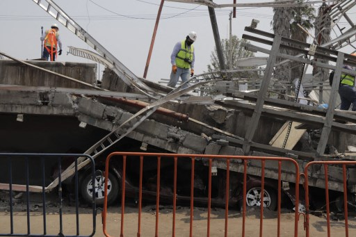 AMLO's party blocks congressional commission on metro disaster