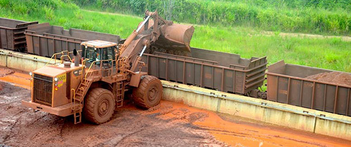 Industria minera brasileña muestra repunte en 3T