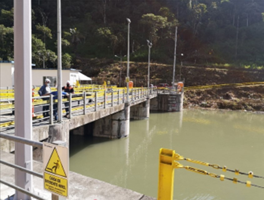 Filling begins of the Pilatón Sarapullo tunnel in the Toachi Pilatón hydroelectric project