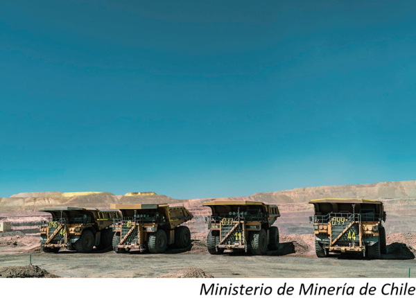 Chile miners urged to minimize staff movement between regions
