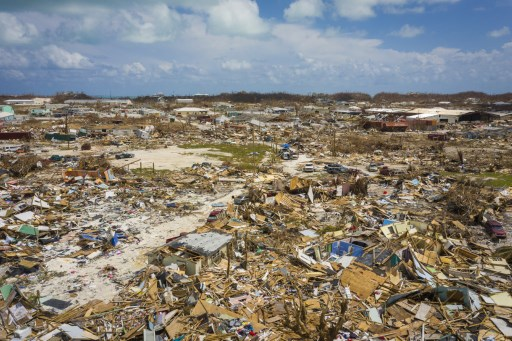 Dorian devastation spawns mini solar boom in Bahamas