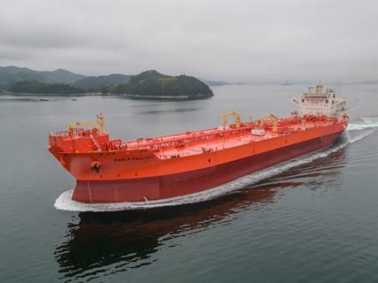 Exportaciones brasileñas de petróleo y derivados alcanzan cifras récord