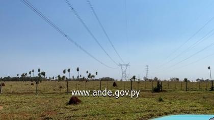 Concluye con éxito la primera etapa de ejecución contractual para la construcción de la LT 500 kV Margen Derecha - Yguazú