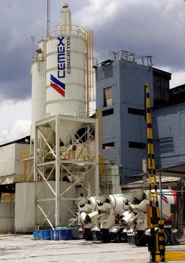 Cemex prevé inversiones de US$925mn hasta 2023