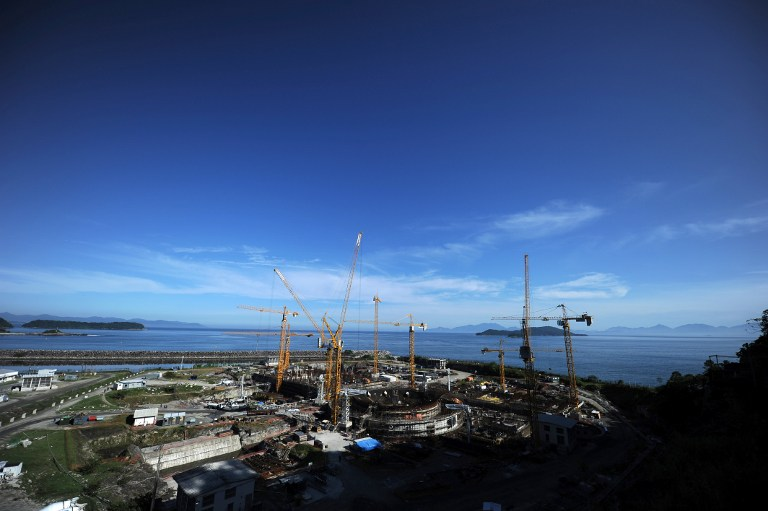 Brazil shelves plans to open up nuclear sector