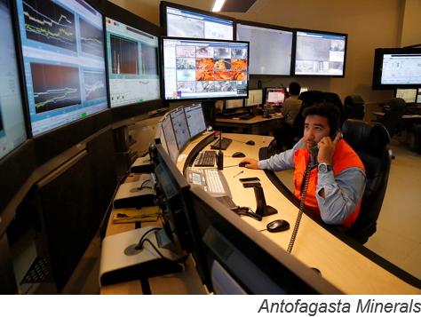 Antofagasta Minerals betting on local suppliers, hybrid work model