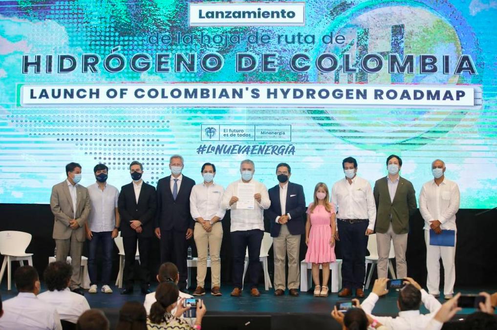 Ocho grupos apuestan por proyectos de hidrógeno en Colombia