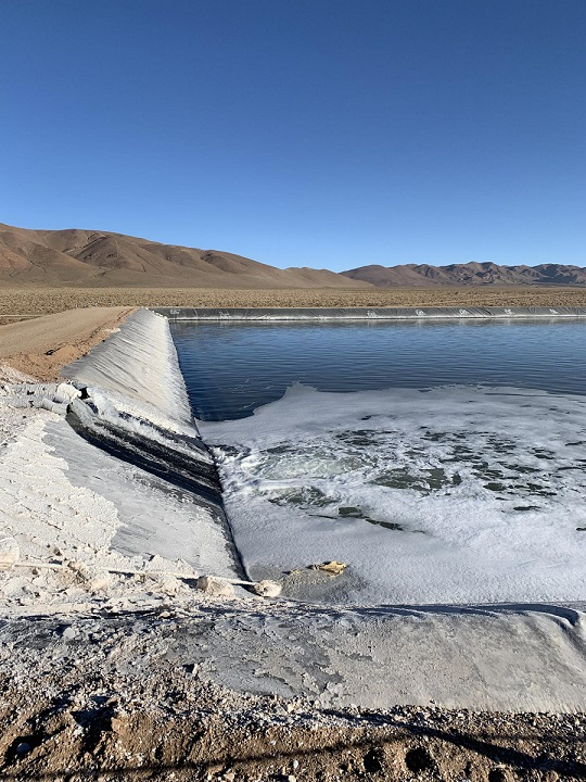 Snapshot: Five lithium projects advancing in Argentina
