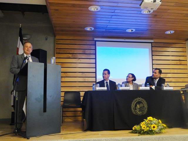 UCR and BCIE inaugurate Energy Storage and Photovoltaic Generation System