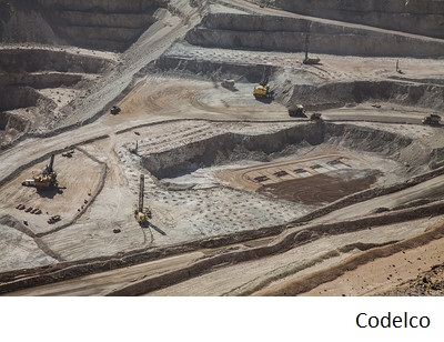 Codelco expects US$210mn COVID-19 impact