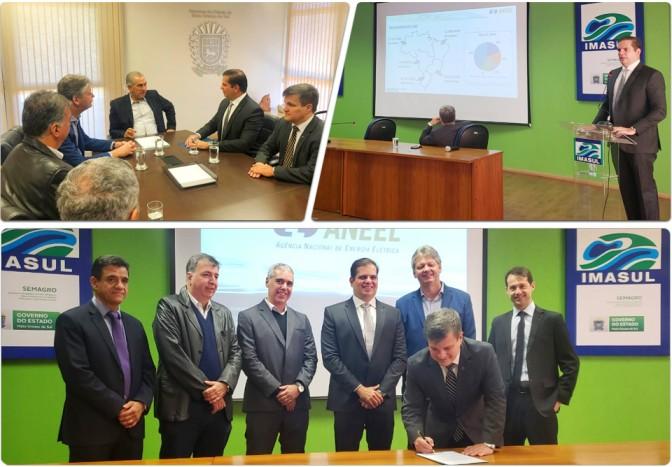 Brazil's Mato Grosso do Sul has potential for 7 new hydro units