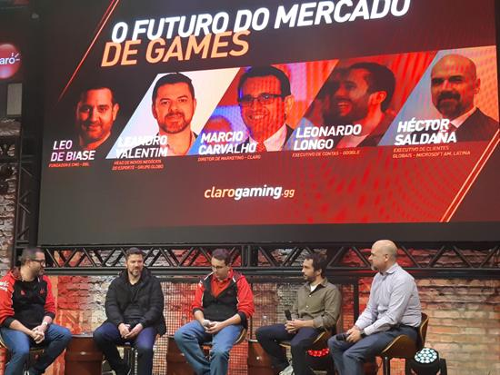 América Móvil playing to win in Brazilian gaming industry