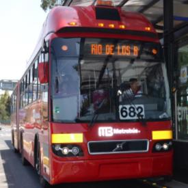 Ciudad de México adjudica línea de metrobús a Gami