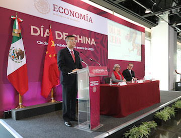 Chinese envoy says banks set to invest US$600mn in Dos Bocas refinery