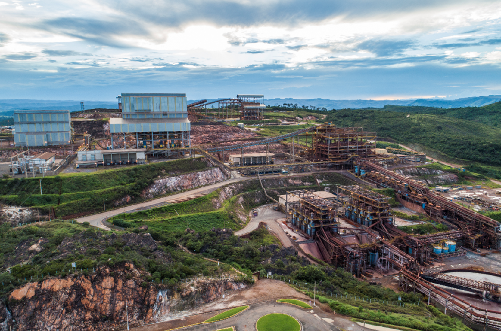 Anglo American consolidates Brazil datacenter ops