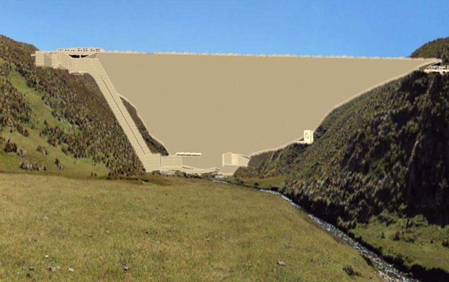 Panorama eléctrico andino: construcción de hidroeléctrica, licitación de transmisión