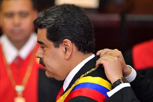 Maduro begins 2nd term amid regional dismay