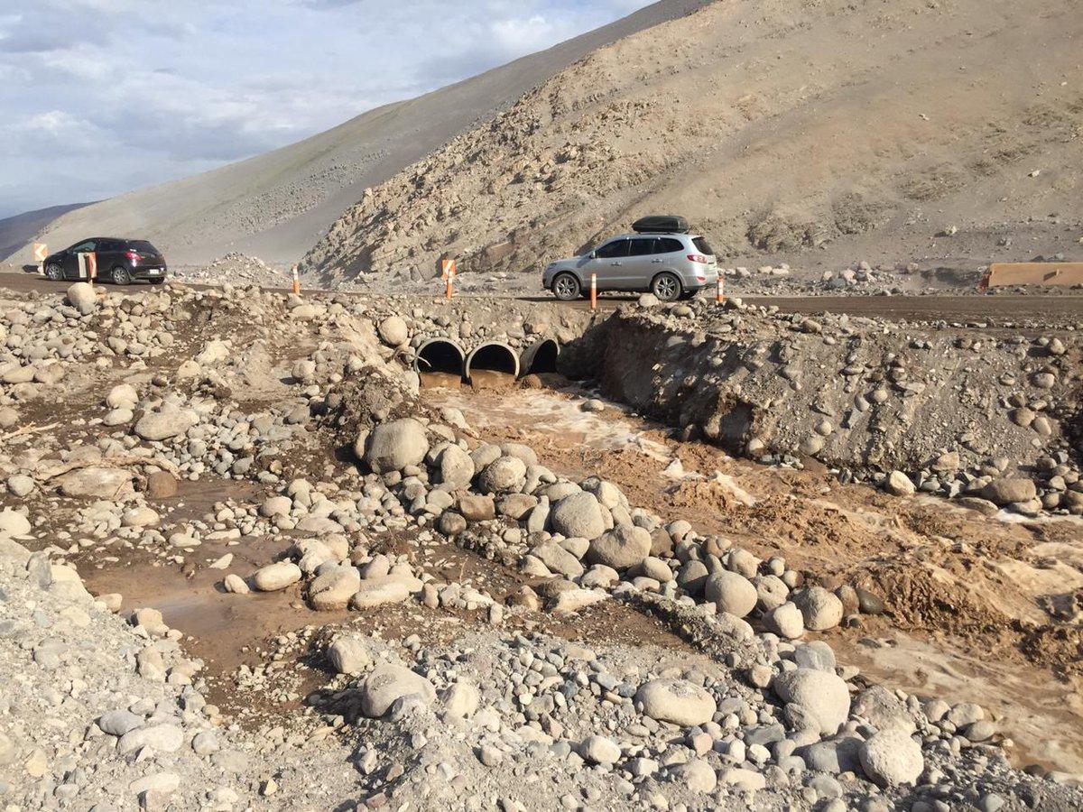 Inundaciones en Chile resaltan necesidad de elevar estándares de infraestructura