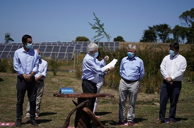President Piñera promulgates the Energy Efficiency Law for Chile