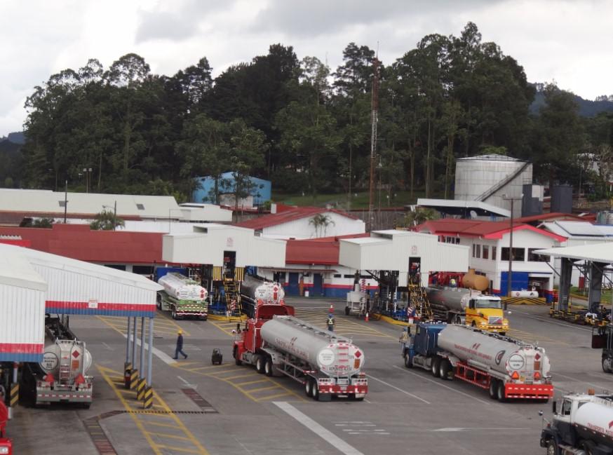 Aumenta consumo de combustibles en Costa Rica