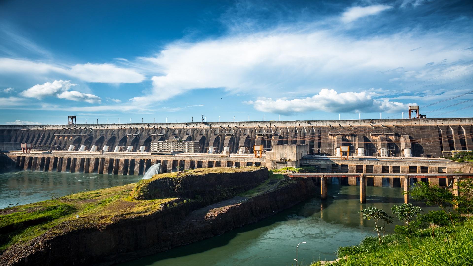 La producción de energía en la ITAIPU se incrementó en el mes de setiembre