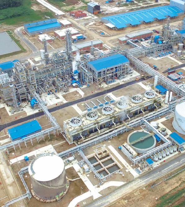 Fracasa licitación por ingeniería de planta petroquímica de US$2.000mn en Bolivia