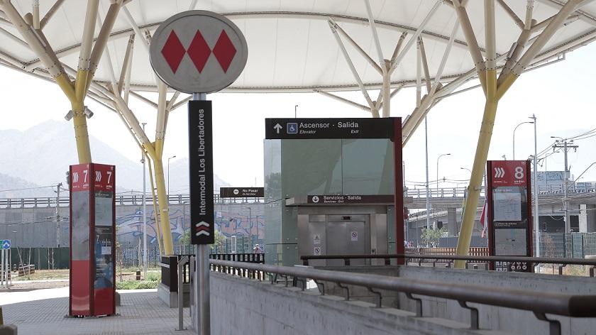 Chile termina construcción de estación intermodal en Santiago - BNamericas