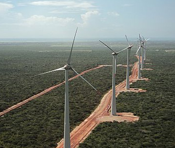 Petrobras officially pulls out of wind power generation