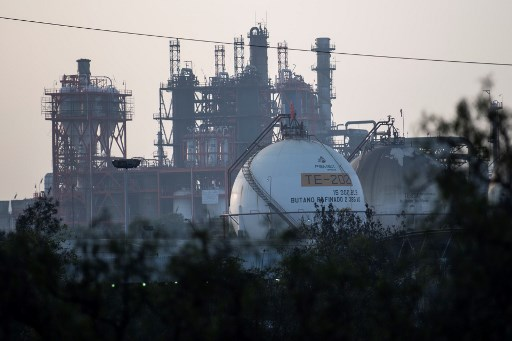 Mexico raises refining output, eyes more tax aid for Pemex