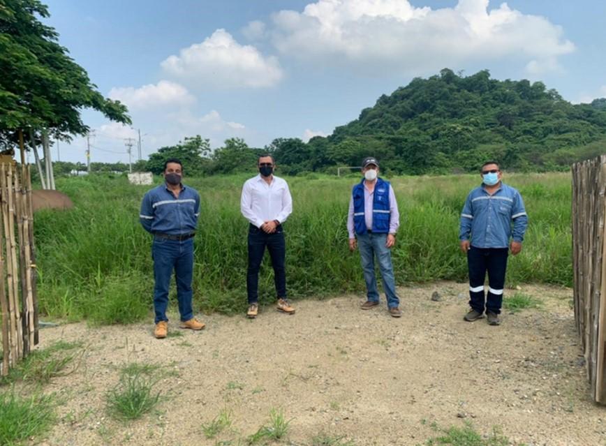CELEC EP construirá el nuevo sistema de transmisión de energía Las Orquídeas a 230 mil voltios, en Guayaquil