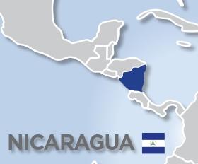 Comienzan trabajos en carretera nicaragüense