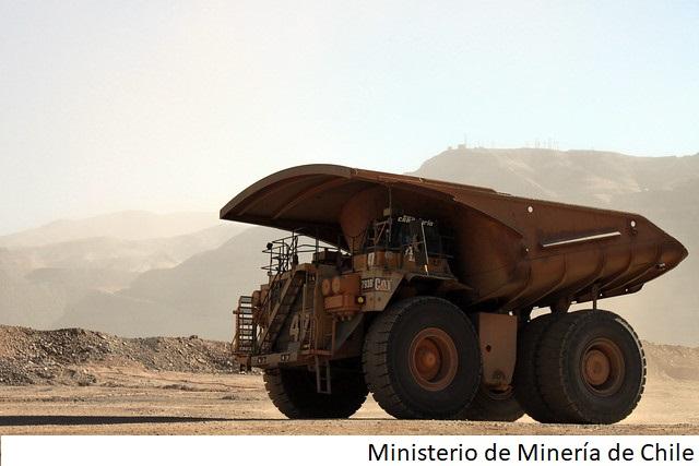 Senado de Chile tramitará proyecto de regalías mineras