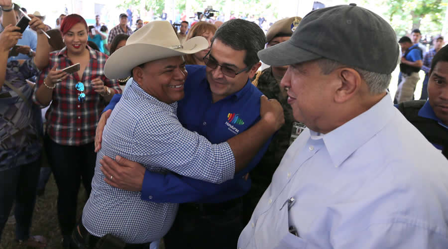Honduras seeks its own green revolution with irrigation project