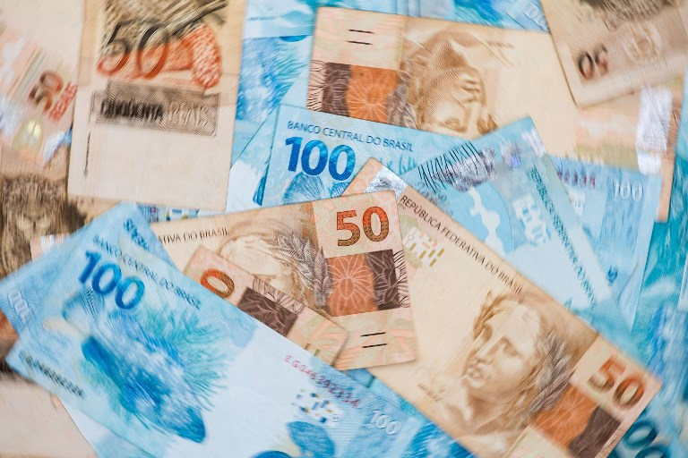 Where is the lower end for Brazil's key rate?