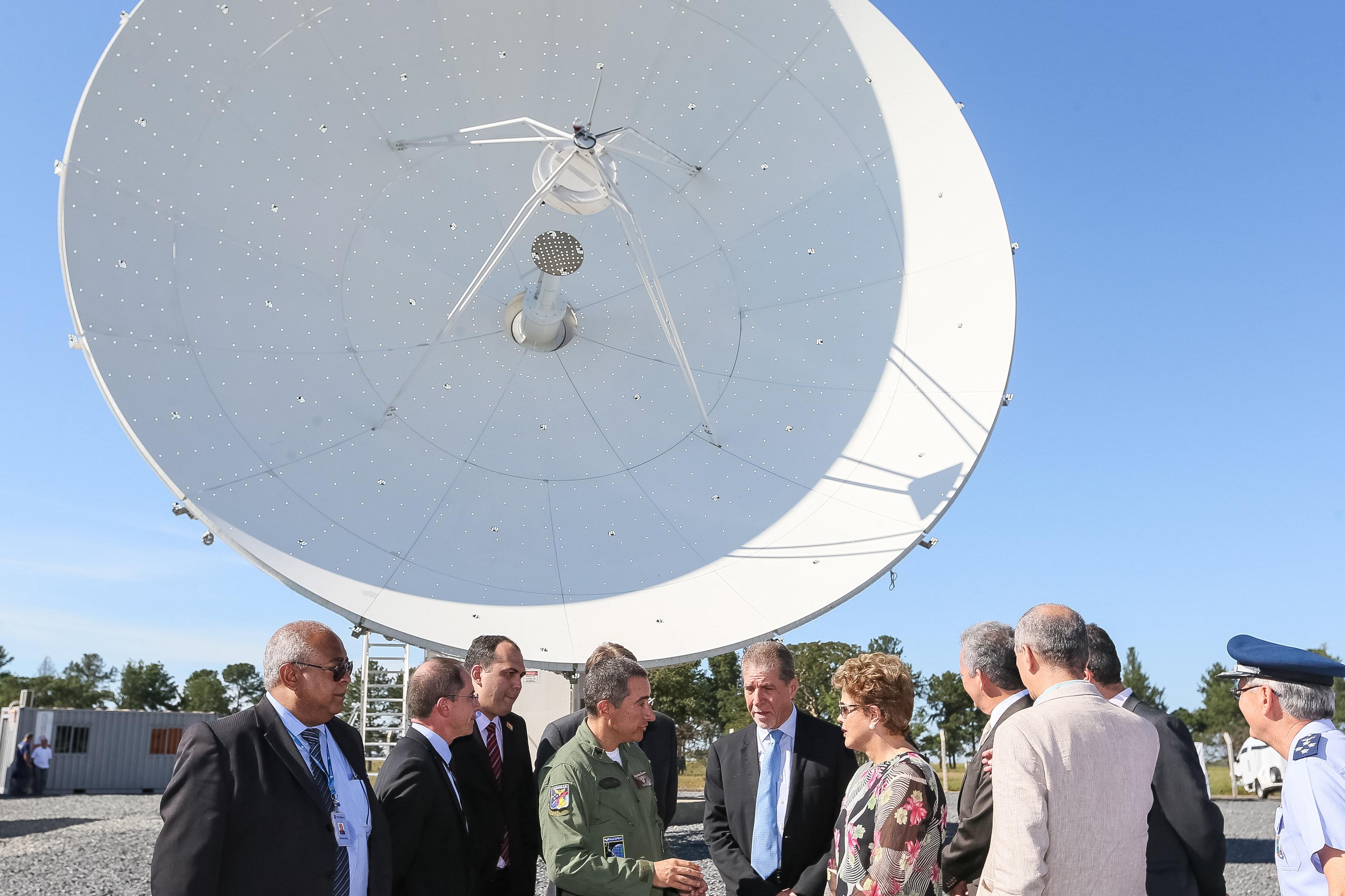 Brazil audit court halts selection for geostationary satellite